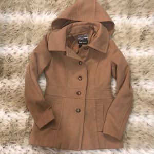 Pea coat jacket